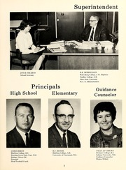 Page 9, 1970 Edition, Cory Rawson High School - Hornet Yearbook (Rawson, OH) online yearbook collection