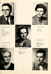 Page 13, 1963 Edition, Bryant High School - Hoosier Owl Yearbook (Bryant, IN) online yearbook collection
