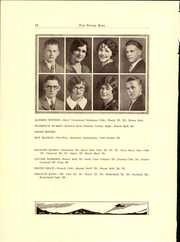 Page 54, 1928 Edition, Hellgate High School - Halberd Yearbook (Missoula, MT) online yearbook collection