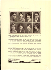 Page 55, 1928 Edition, Hellgate High School - Halberd Yearbook (Missoula, MT) online yearbook collection