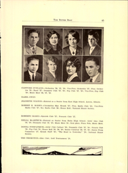 Page 57, 1928 Edition, Hellgate High School - Halberd Yearbook (Missoula, MT) online yearbook collection