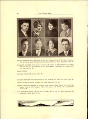 Page 58, 1928 Edition, Hellgate High School - Halberd Yearbook (Missoula, MT) online yearbook collection