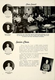 Page 10, 1954 Edition, Hellgate High School - Halberd Yearbook (Missoula, MT) online yearbook collection