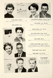 Page 12, 1954 Edition, Hellgate High School - Halberd Yearbook (Missoula, MT) online yearbook collection