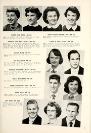 Page 13, 1954 Edition, Hellgate High School - Halberd Yearbook (Missoula, MT) online yearbook collection