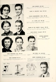 Page 15, 1954 Edition, Hellgate High School - Halberd Yearbook (Missoula, MT) online yearbook collection
