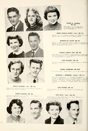 Page 16, 1954 Edition, Hellgate High School - Halberd Yearbook (Missoula, MT) online yearbook collection