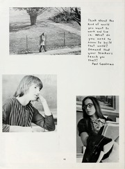 Page 14, 1973 Edition, Hellgate High School - Halberd Yearbook (Missoula, MT) online yearbook collection