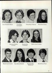 Page 15, 1978 Edition, North Putnam High School - Hawkeye Yearbook (Roachdale, IN) online yearbook collection