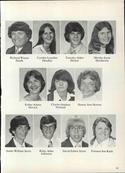 Page 17, 1978 Edition, North Putnam High School - Hawkeye Yearbook (Roachdale, IN) online yearbook collection