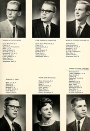 Page 15, 1965 Edition, Madison High School - Highlights Yearbook (Portland, IN) online yearbook collection