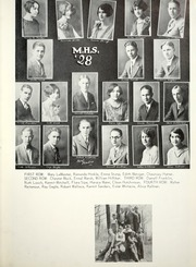 Page 11, 1966 Edition, Madison High School - Highlights Yearbook (Portland, IN) online yearbook collection