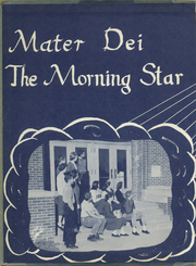Page 2, 1959 Edition, Mater Dei High School - Hi Lights Yearbook (Evansville, IN) online yearbook collection