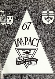 Page 9, 1967 Edition, Hillcrest High School - Impact Yearbook (Ottawa, Ontario Canada) online yearbook collection