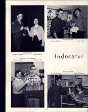 Page 20, 1956 Edition, Decatur High School - Indecatur Yearbook (Decatur, GA) online yearbook collection