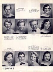 Page 26, 1956 Edition, Decatur High School - Indecatur Yearbook (Decatur, GA) online yearbook collection