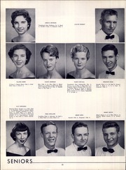Page 28, 1956 Edition, Decatur High School - Indecatur Yearbook (Decatur, GA) online yearbook collection
