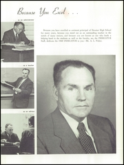 Page 15, 1960 Edition, Decatur High School - Indecatur Yearbook (Decatur, GA) online yearbook collection