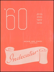 Page 5, 1960 Edition, Decatur High School - Indecatur Yearbook (Decatur, GA) online yearbook collection