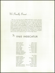 Page 6, 1960 Edition, Decatur High School - Indecatur Yearbook (Decatur, GA) online yearbook collection