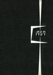 Iroquois Central High School - Iroquoian Yearbook (Elma, NY) online yearbook collection, 1959 Edition, Page 1