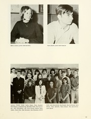 Iroquois Central High School - Iroquoian Yearbook (Elma, NY) online yearbook collection, 1968 Edition, Page 67