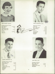 Page 12, 1956 Edition, Jackson Center High School - Ja Ce Hi Yearbook (Jackson Center, OH) online yearbook collection