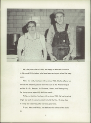 Page 4, 1956 Edition, Jackson Center High School - Ja Ce Hi Yearbook (Jackson Center, OH) online yearbook collection