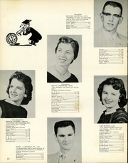 Page 14, 1958 Edition, Jackson Center High School - Ja Ce Hi Yearbook (Jackson Center, OH) online yearbook collection