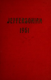 Page 1, 1951 Edition, Jefferson Township School - Jeffersonian Yearbook (Warren, IN) online yearbook collection