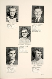 Page 11, 1951 Edition, Jefferson Township School - Jeffersonian Yearbook (Warren, IN) online yearbook collection