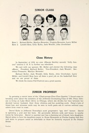 Page 16, 1951 Edition, Jefferson Township School - Jeffersonian Yearbook (Warren, IN) online yearbook collection