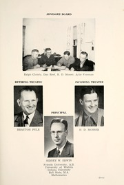 Page 7, 1951 Edition, Jefferson Township School - Jeffersonian Yearbook (Warren, IN) online yearbook collection
