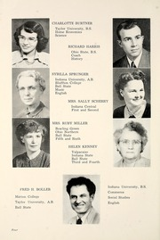 Page 8, 1951 Edition, Jefferson Township School - Jeffersonian Yearbook (Warren, IN) online yearbook collection