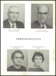 Page 11, 1960 Edition, Jefferson High School - Jeffersonian Yearbook (Jefferson, GA) online yearbook collection
