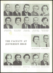 Page 13, 1960 Edition, Jefferson High School - Jeffersonian Yearbook (Jefferson, GA) online yearbook collection