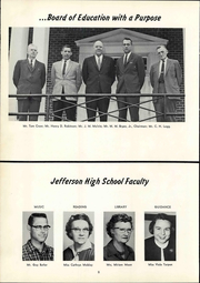 Page 14, 1962 Edition, Jefferson High School - Jeffersonian Yearbook (Jefferson, GA) online yearbook collection