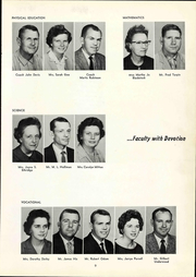 Page 15, 1962 Edition, Jefferson High School - Jeffersonian Yearbook (Jefferson, GA) online yearbook collection