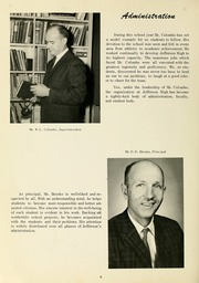 Page 10, 1964 Edition, Jefferson High School - Jeffersonian Yearbook (Jefferson, GA) online yearbook collection