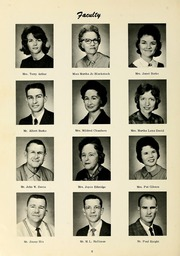 Page 12, 1964 Edition, Jefferson High School - Jeffersonian Yearbook (Jefferson, GA) online yearbook collection
