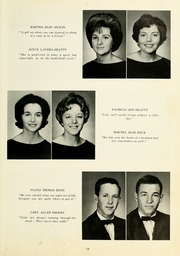 Page 17, 1964 Edition, Jefferson High School - Jeffersonian Yearbook (Jefferson, GA) online yearbook collection