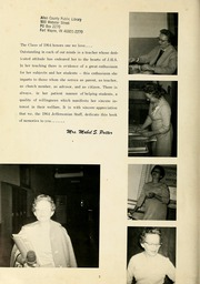 Page 6, 1964 Edition, Jefferson High School - Jeffersonian Yearbook (Jefferson, GA) online yearbook collection
