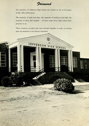 Page 9, 1964 Edition, Jefferson High School - Jeffersonian Yearbook (Jefferson, GA) online yearbook collection