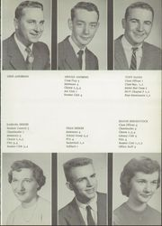 Hauser Junior Senior High School - Jetstream Yearbook (Hope, IN) online yearbook collection, 1959 Edition, Page 15
