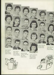 Hauser Junior Senior High School - Jetstream Yearbook (Hope, IN) online yearbook collection, 1959 Edition, Page 34