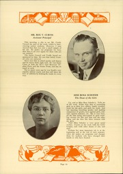 Page 16, 1932 Edition, Denver South High School - Johnny Reb Yearbook (Denver, CO) online yearbook collection
