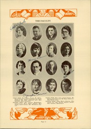 Page 17, 1932 Edition, Denver South High School - Johnny Reb Yearbook (Denver, CO) online yearbook collection