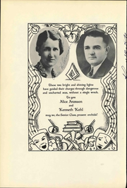 Page 10, 1934 Edition, Denver South High School - Johnny Reb Yearbook (Denver, CO) online yearbook collection