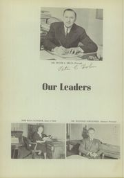 Page 10, 1944 Edition, Denver South High School - Johnny Reb Yearbook (Denver, CO) online yearbook collection