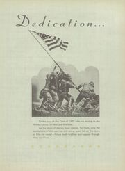 Page 7, 1945 Edition, Denver South High School - Johnny Reb Yearbook (Denver, CO) online yearbook collection